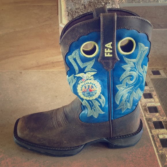 1a1b085a20cd Durango FFA boots New With Tags size 6.5